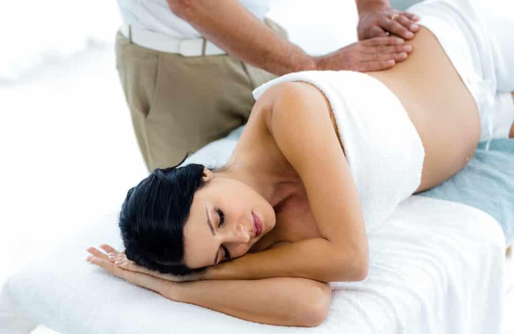waar op letten bij massages zwangerschap