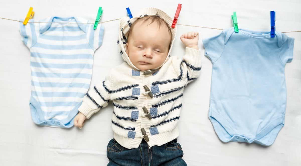 waar op letten wassen babykleding