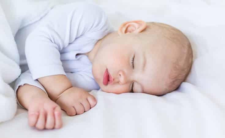waarom dekbed voor baby niet veilig