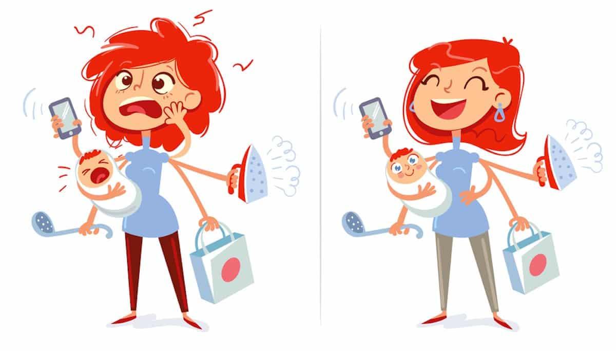 waarom moeders altijd moe zijn