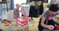 waarom moeders niets gedaan krijgen