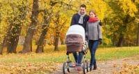 wandelen na de bevalling afvallen