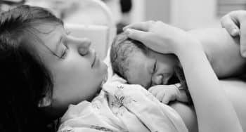 wat denk je na een bevalling