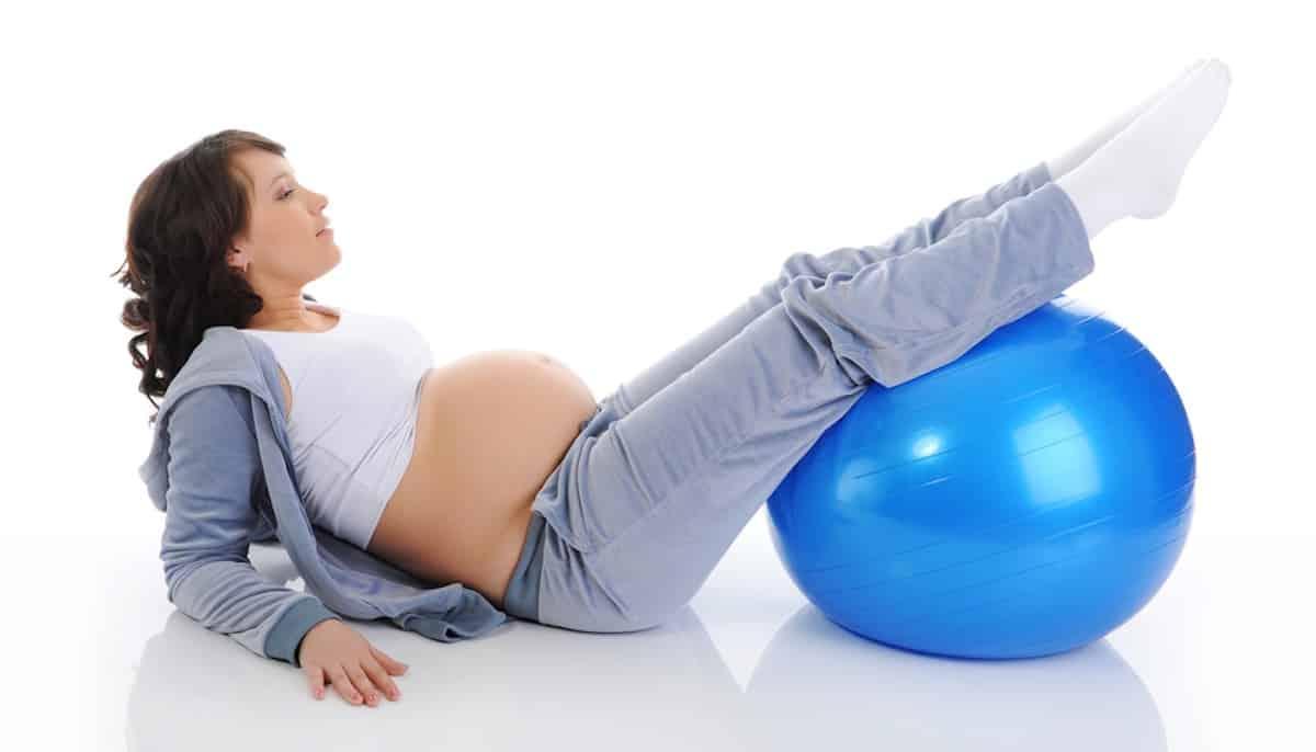 wat doe je bij zwangerfit