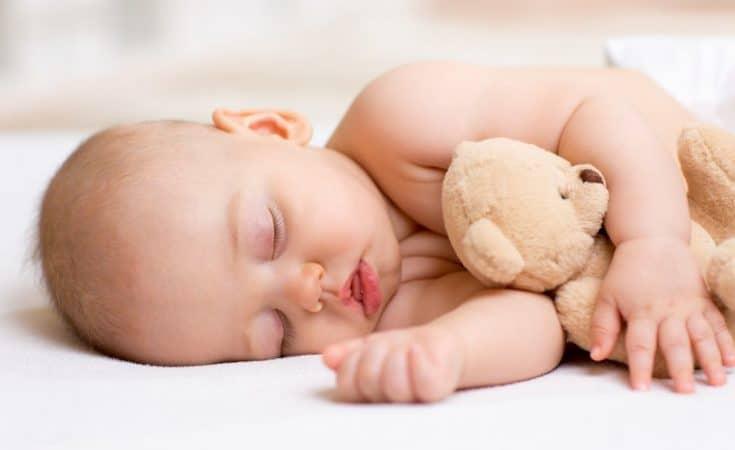wat is warmtestuwing bij een baby