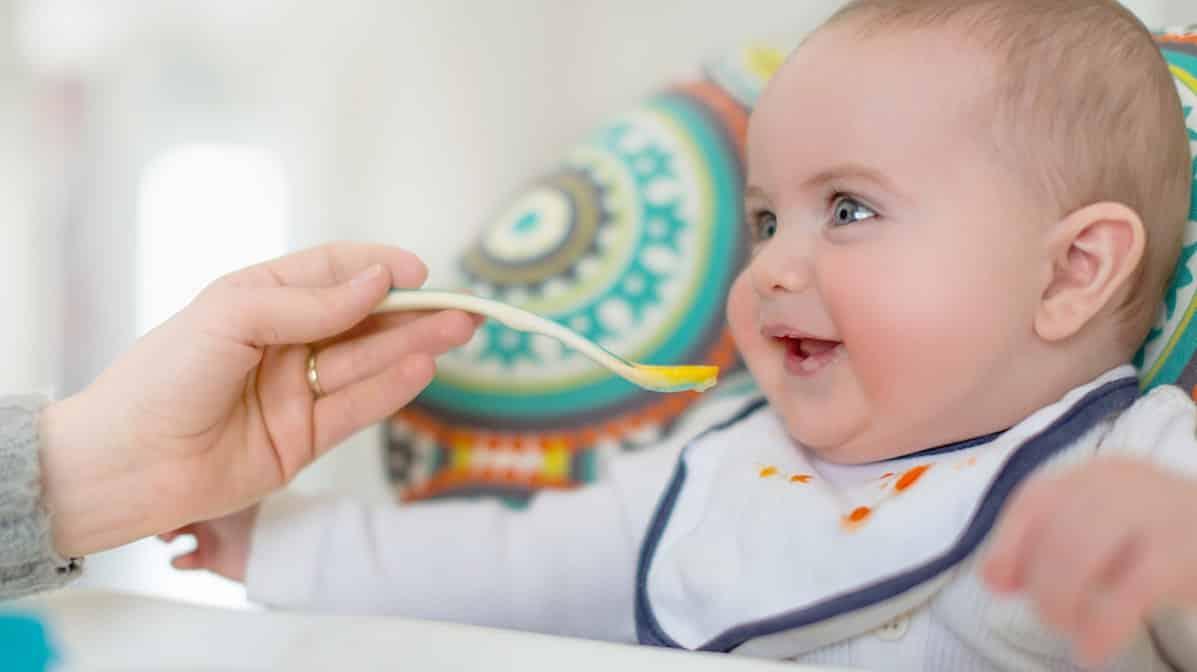 wat mag een kind van 1 jaar niet eten