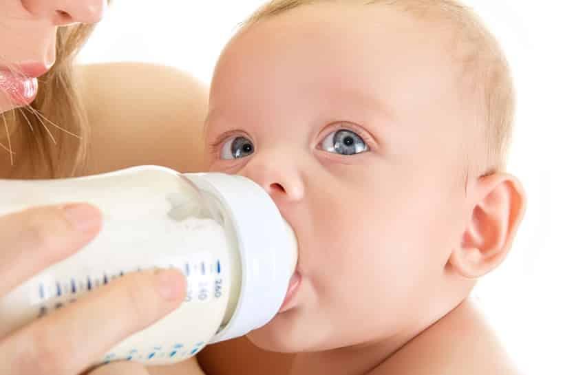 wat zit in babyvoeding van nutrilon
