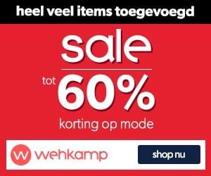 wehkamp sale damesmode banner