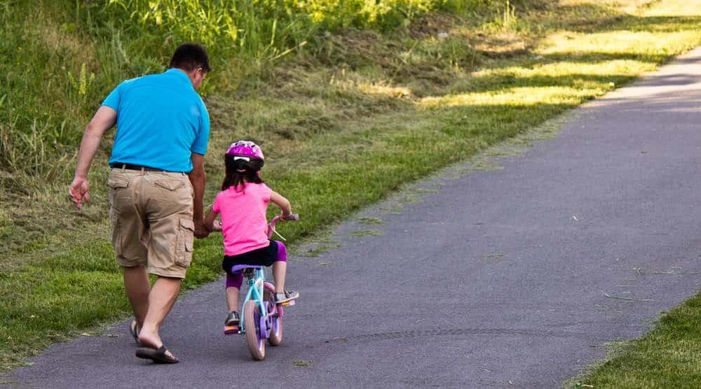 wel of geen zijwieltjes voor eerste kinderfiets