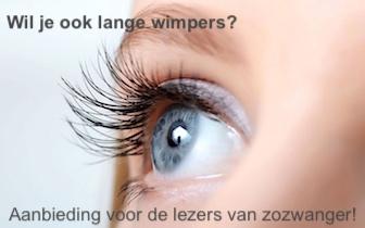 wimperserum aanbieding