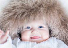 wintersport met een baby wat meenemen