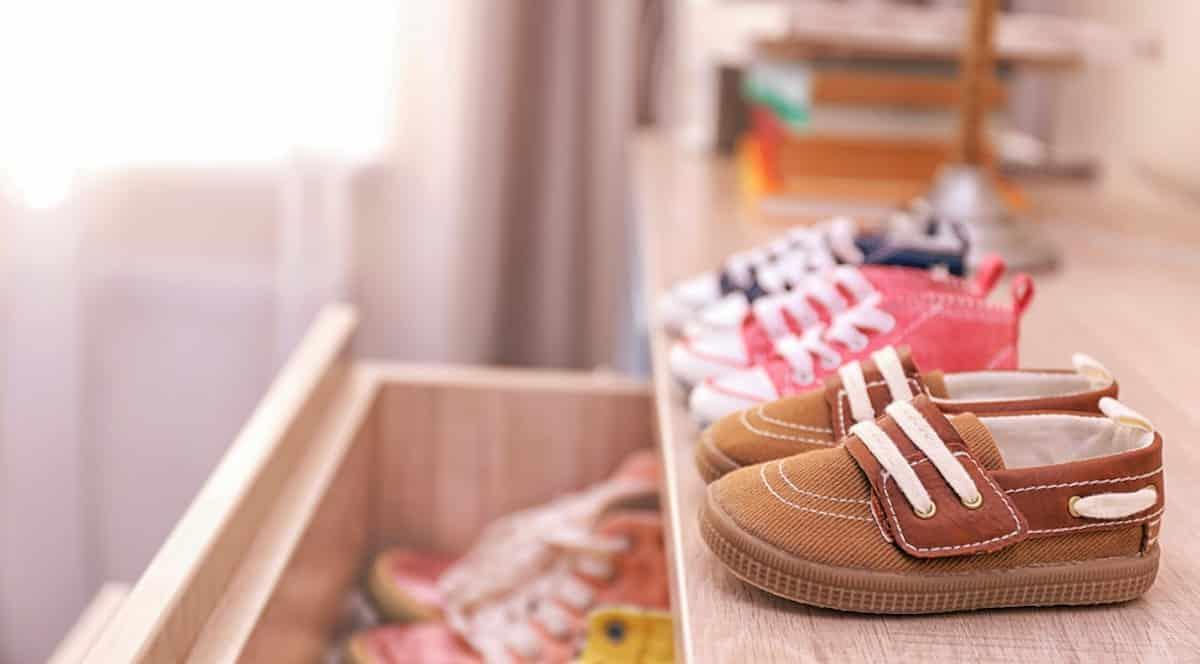 zelf schoenmaat van je kind meten