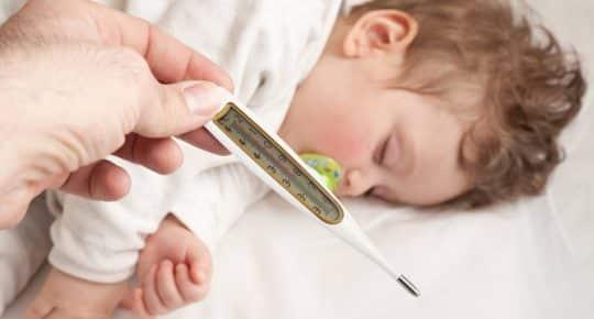zesde ziekte bij baby