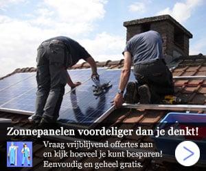 zonnepanelen voordeliger dan je denkt