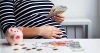 zwanger en geen geld
