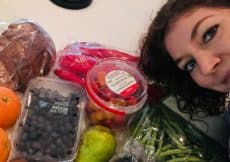 zwanger week 5 gezond eten