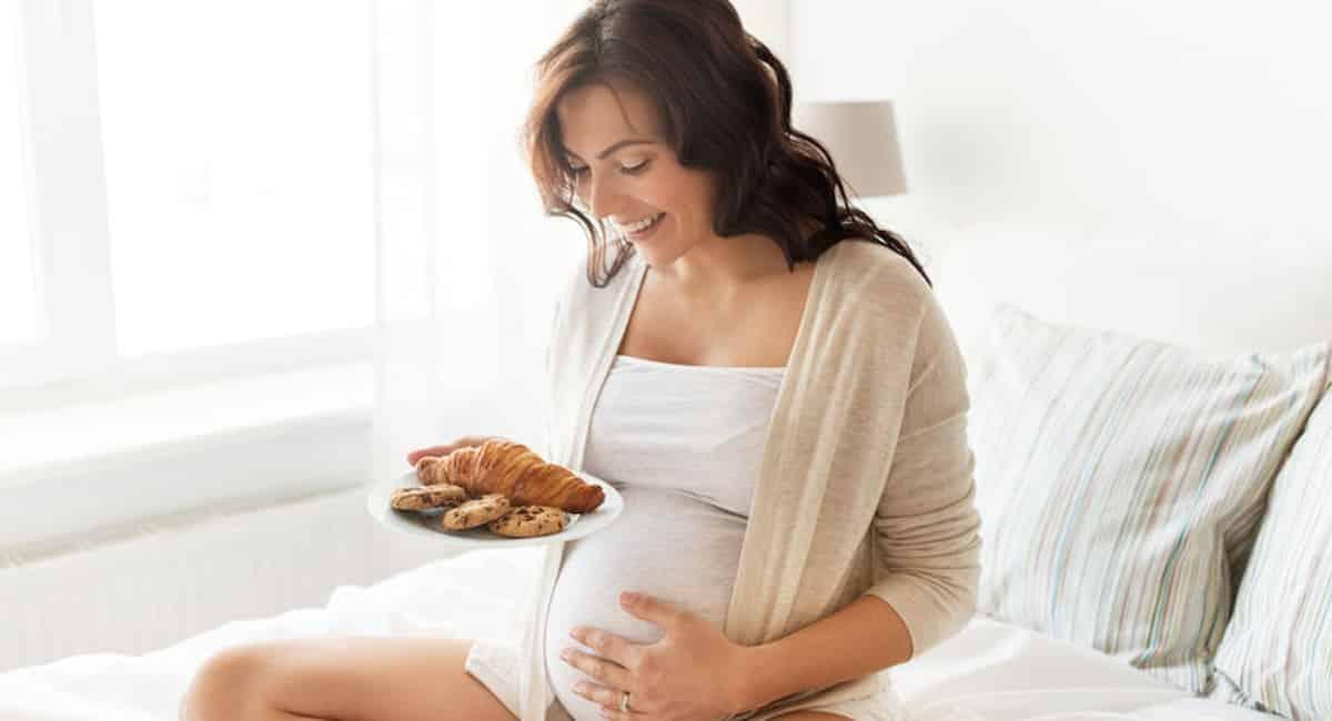 zwangerschapsquiz wat mag je eten tijdens zwangerschap