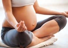 zwangerschapsyoga